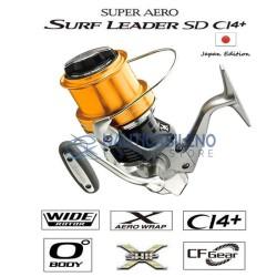 Super Aero Surf Leader CI4+ 35 - Japan