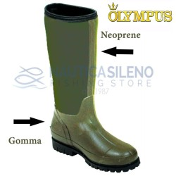 Stivali Ginocchio Neoprene Olympus
