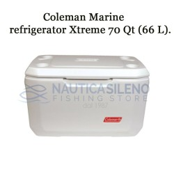 Coleman Marine refrigerator Xtreme 70 Qt (66 L).