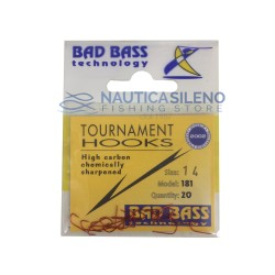 Tournament Hooks modello 181