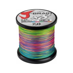 J-Braid X8 1500 mt Multicolor