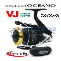 Daiwa Exceler Oceano 4500 J
