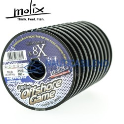 Off Shore Game PE 8X Molix