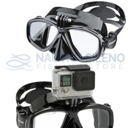 Action Mask Black - Cressi