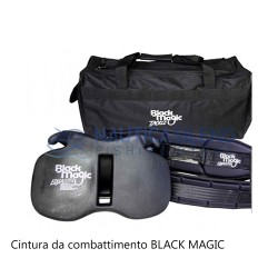 Cintura da combattimento Black Magic