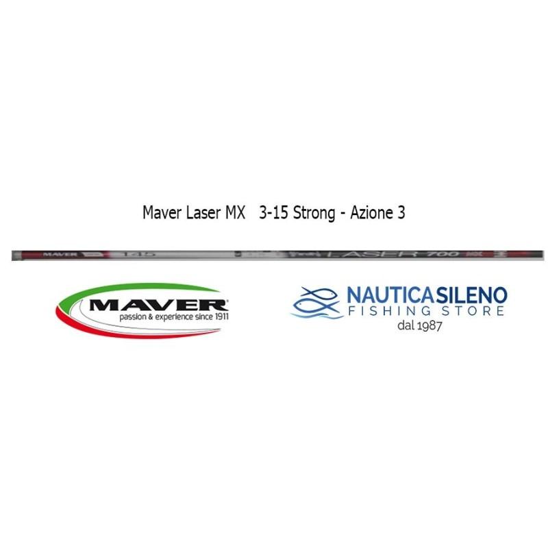 Maver Laser MX   3-15 Strong - Azione 3