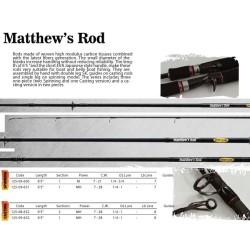 Matthew's Rod Casting