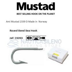 Ami Mustad 2339 D Made in Norvegia