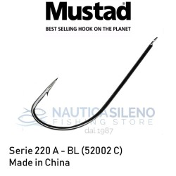 Ami Mustad 220 A -BL (52002 C)
