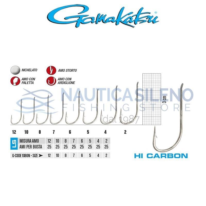 720N AMI  GAMAKATSU  LS-1080N