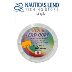 Lead Core Braid Dacron Piombato Yo Zuri