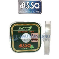 Asso di Fiori Clubs Fishing Line