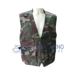 Gilet Patton Mimetico