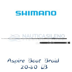 "Aspire Boat Braid 7'6"" 20-30 LB"
