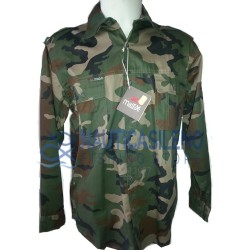 Camicia Matryx Mimetica