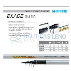 Exage Sea - Strong TE GT  700