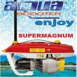 Aqua Scooter Super Magnum-