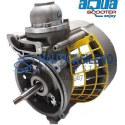 Blocco motore assemblato 650 1-ONE