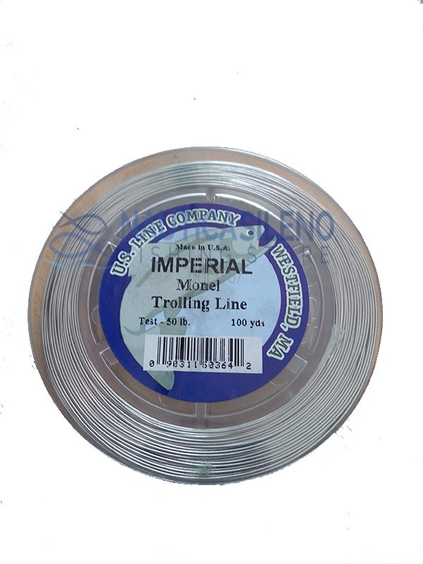 Imperial Stainless Alloy Steel - Monel - NAUTICA SILENO