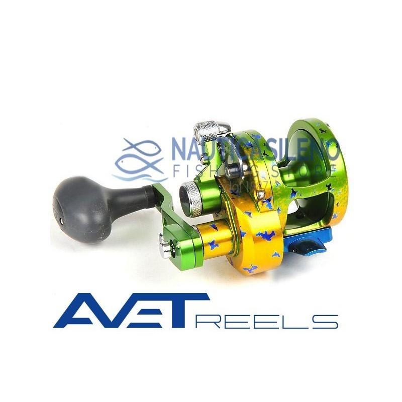 Avet Dorado MXL 6/4 MC RH - Mulinelli Avet - NAUTICA SILENO