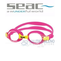 Occhialini Seac Bubble Pink