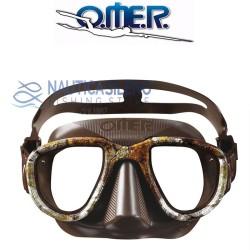 Maschera Alien Camou 3D - Omer Sub