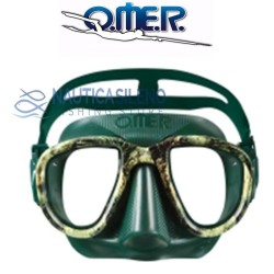 Maschera Alien Sea Green - Omer Sub