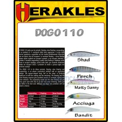 Dogo 110 SP Artificiali Herakles
