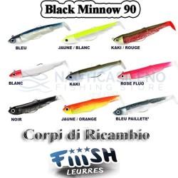Black Minnow 90 n°2 - Corpi di ricambio