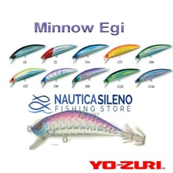 Totanare Minnow Egi