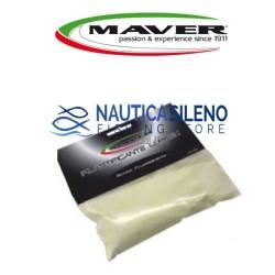 Polvere Plastificante Fosforescente per Piombi - Maver