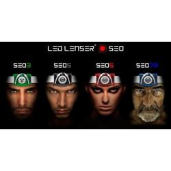 Led Lenser  SEO 3 - Torcia da Testa