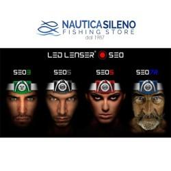 Led Lenser SEO 7R- Torcia da Testa